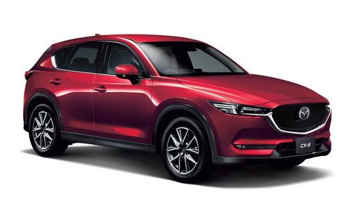 Mazda CX-5 có giá khởi điểm từ 473 triệu đồng