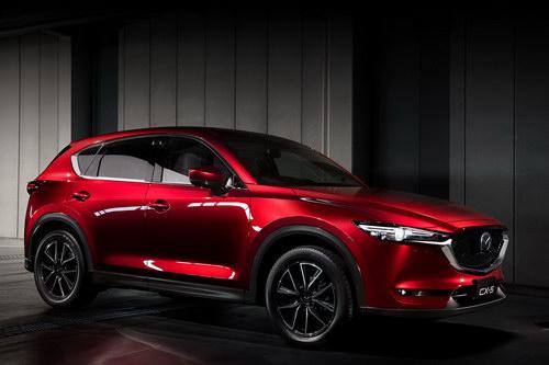 Mazda CX-5 có giá khởi điểm từ 473 triệu đồng - 2