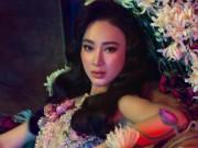 Thời trang - Angela Phương Trinh gây hoảng với body sexy, gương mặt khác lạ