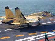 Thế giới - Tàu sân bay Trung Quốc lần đầu tập trận phóng tên lửa