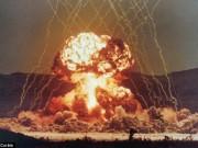 Thế giới - Thế giới có thể bị hủy diệt chỉ với số ít vũ khí hạt nhân