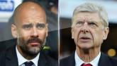 """Man City đấu Arsenal: Pep chuyên """"đè nén"""" Wenger"""