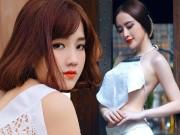 Bạn trẻ - Cuộc sống - 3 hotgirl tên Trinh xinh không kém người yêu tỷ phú Hoàng Kiều