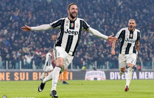 """Juventus - Roma: Khác biệt ở """"sát thủ"""" - 1"""