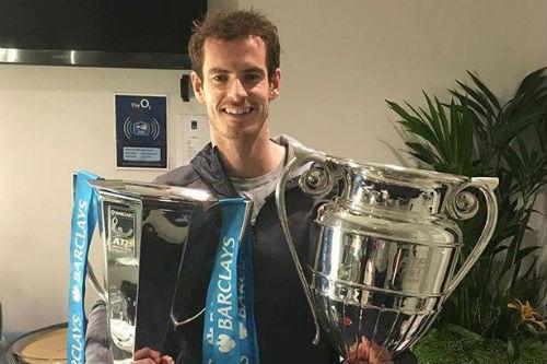 Tin thể thao 18/12: Murray được tôn vinh ở quê nhà