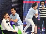 Ca nhạc - MTV - Bảo Thy xao xuyến vì hành động ga-lăng của Trường Giang trên sân khấu