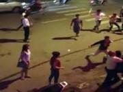 """An ninh Xã hội - TP HCM: Suýt chết vì """"lạc"""" vào đám hỗn chiến"""