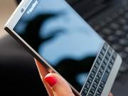 BlackBerry lộ điện thoại mới sắp ra mắt