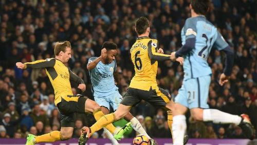 Man City - Arsenal: Màn lột xác tạo kịch tính - 2