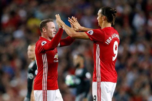 MU - Mourinho: Khen Ibra nhưng đừng quên Rooney - 2