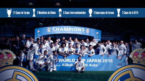 Real Madrid hiện chỉ còn kém kỉ lục 3 lần vô địch FIFA Club World Cup của Barcelona đúng 1 danh hiệu loại này
