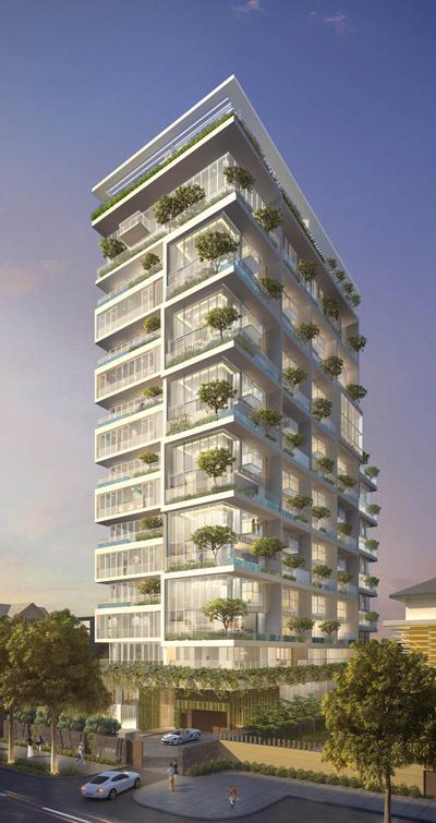 SonKim Land ra mắt phiên bản Dấu ấn Serenity Sky Villas - 1