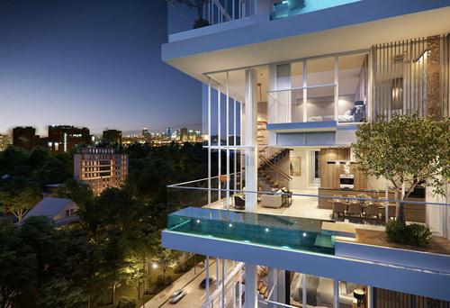 SonKim Land ra mắt phiên bản Dấu ấn Serenity Sky Villas - 3