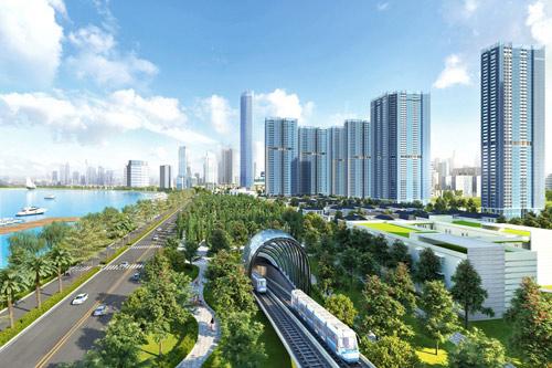 Vinhomes Golden River - cam kết thuê lại căn hộ với lợi nhuận 10%/năm - 1