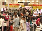 Thị trường - Tiêu dùng - Cuộc chiến bán lẻ đến hồi quyết liệt