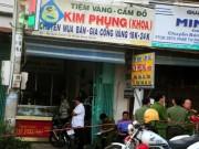 An ninh Xã hội - Cướp tiệm vàng ở Tây Ninh: Thêm 2 đối tượng đầu thú