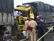 Tin tức trong ngày - Tránh đàn vịt băng qua đường, tài xế xe tải tử vong