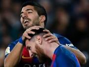 Bóng đá - Siêu phẩm sân cỏ châu Âu: Messi solo 4 chạm qua 4 người
