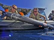 Trung Quốc  mổ xẻ  tàu lặn Mỹ để tìm kiếm bí mật quân sự?