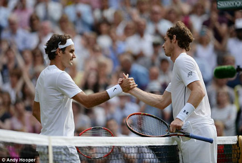Tin thể thao 20/12: Federer ngạc nhiên vì Murray