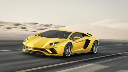Nóng: Lamborghini Aventador S bất ngờ trình làng - 3