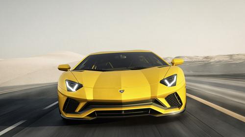 Nóng: Lamborghini Aventador S bất ngờ trình làng - 2