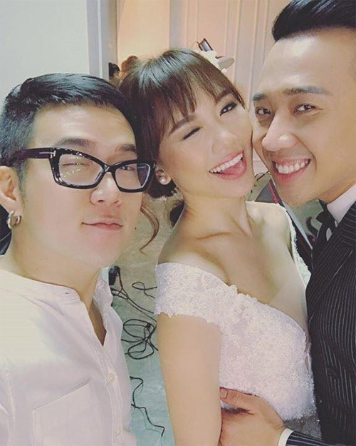 Hé lộ thiệp cưới độc lạ của Trấn Thành, Hari Won - 3