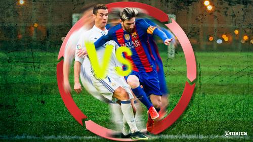 Ronaldo - Messi so kè bàn thắng: Vương quyền chia nửa - 1