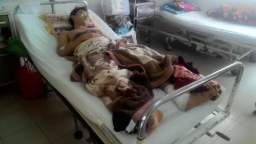 Vụ lở đất ở Nha Trang: 4 người trong một nhà gặp nạn
