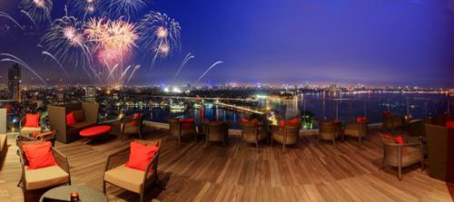 Thiên đường lễ hội tại khách sạn Pan Pacific - 4