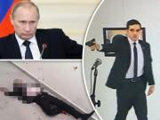 Thế giới - Ông Putin sẽ đáp trả mạnh tay vụ đại sứ Nga bị ám sát