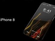 Thời trang Hi-tech - Video: Concept Apple iPhone 8 với thiết kế uốn cong 4 cạnh
