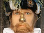 Thế giới - Hài cốt thế kỷ 16 râu tóc chứa toàn vàng ở Đan Mạch