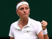 Thể thao - Tin thể thao HOT 20/12: Kvitova bị trộm tấn công bằng dao