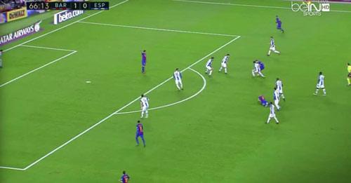 """""""Trùm solo"""" Messi: Siêu đẳng, nhưng vẫn có đối thủ"""