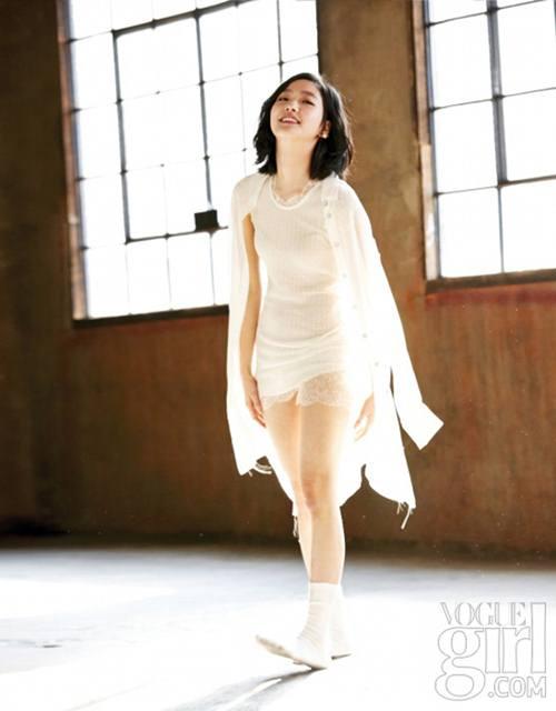 Kiều nữ phim 18+ đang gây tò mò nhất Hàn Quốc - 6