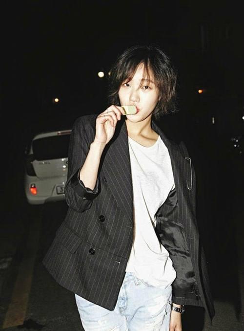 Kiều nữ phim 18+ đang gây tò mò nhất Hàn Quốc - 7