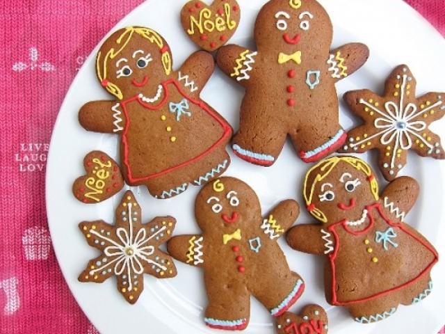 Cách làm bánh cookies cho bữa tiệc Noel ngọt ngào