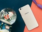 Thời trang Hi-tech - Quà Giáng sinh, năm mới: Sao không mua ngay OPPO A39?