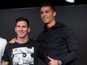 Bóng đá - Cùng trốn thuế, Messi bị dọa bỏ tù, Ronaldo được làm ngơ