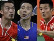 Thể thao - Sao cầu lông: Lin Dan - Chong Wei đã già, thời của Chen Long (P2)