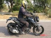 Thế giới xe - Yamaha FZ 250 lần đầu tiên lộ ảnh thực
