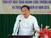 Tin tức trong ngày - Bộ trưởng Tô Lâm: Không lộ, lọt tin bắt Trịnh Xuân Thanh