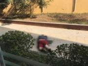 Tin tức trong ngày - Rơi từ tầng 5 Học viện Ngân hàng, người đàn ông tử vong