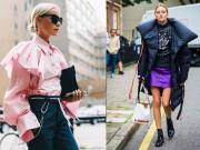 Thời trang - Bạn đã theo kịp bao nhiêu xu hướng trong năm 2016?