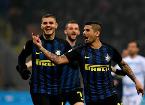 "Inter Milan - Lazio: ""Hủy diệt"" kiểu Argentina - 1"
