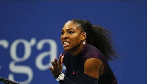 """Tennis - Serena: """"Nếu tôi mà là đàn ông…"""""""