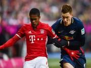 Bayern Munich - Leipzig: Tan hoang trong hiệp 1