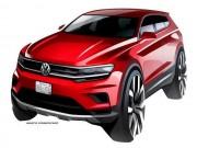 Volkswagen Tiguan Allspace lộ diện, đối thủ của phân khúc SUV