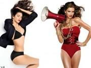 """Thời trang - Người mẫu hot nhất thế giới bị đàn chị """"dìm hàng"""""""